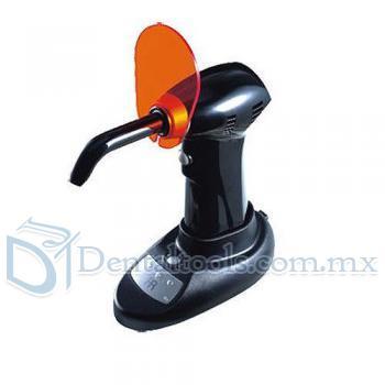 Alta Intensidad dental Fotocurado LED dual sin cable tratamiento de ortodoncia 2s-4s