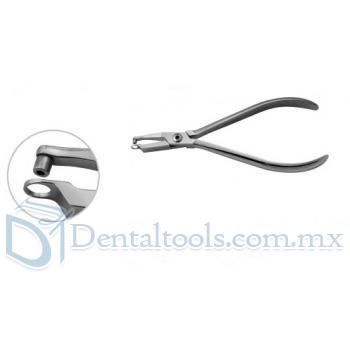 Dental Circular térmica Paraming alicates 649-101 Pinzas Dentales