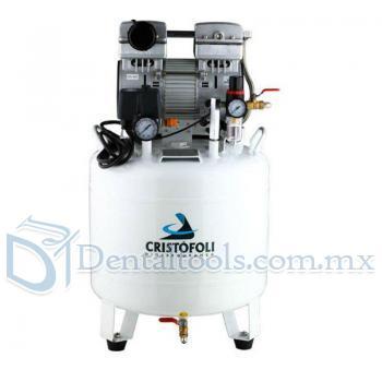 Alta calidad hishine kr i 65l dental compresor de aire for Compresor de aire silencioso