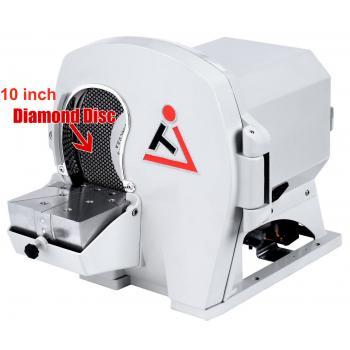 Solamente el disco de diamante de 10 pulgadas para Jintai® JT-19 Dental Lab Wet Modelo Grinder Trimmer
