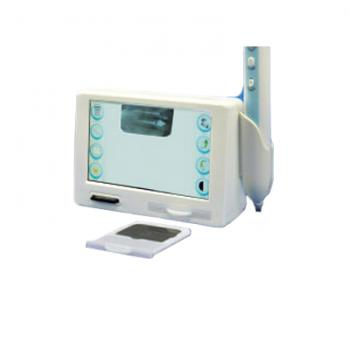 Nuevo X ray Film Reader Con Dental Cámara intraoral Modelo 3 In 1 MD310
