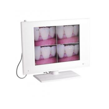 15 Pulgada LCD Alta Resolución 1/4 SONY CCD Dental Cámara intraoral M-958