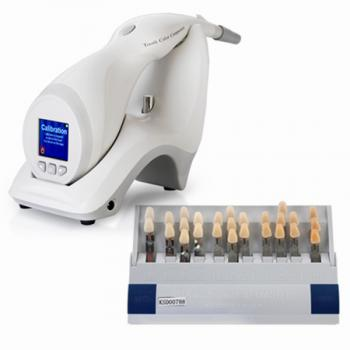 Tooth Color Comparator Con VITA Toothguide