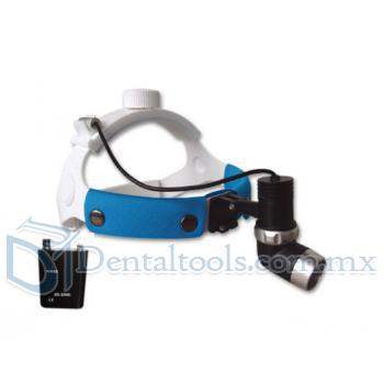 LED Lámpara frontal Médica Tipo JD2000II 3.5X