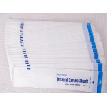 100PCS Dental Cámara Intraoral Desechables Fundas Manga