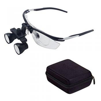 3.5 x Dental medical Binocular Loupes lupa antifogging aluminio DY-112