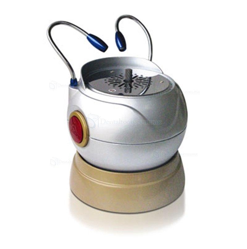 JT® Tipo de Pelota Arco trimmer para laboratorio dental con 2 led de luz JT-37