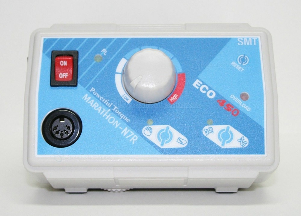 MARATHON Micromotor Polisher ECO N7R 450 Lab+45K