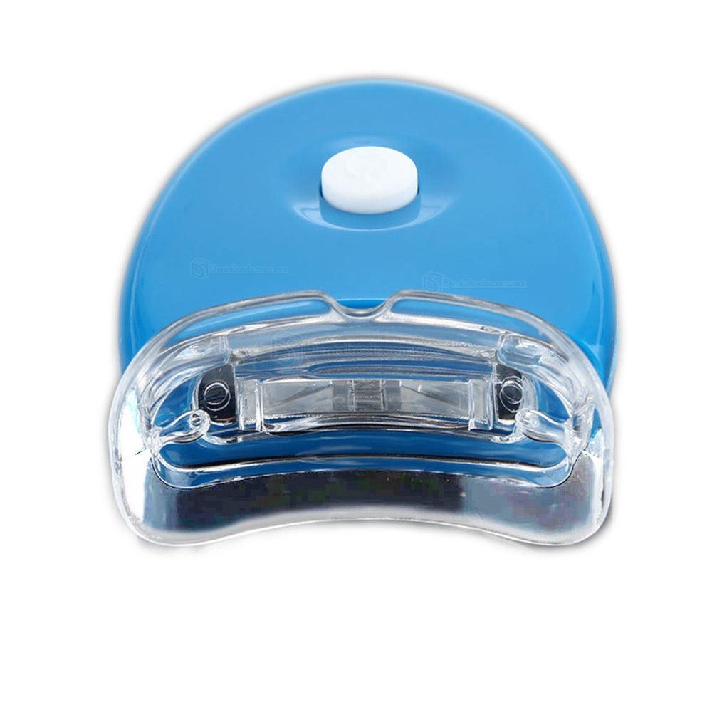 Alta Calidad 10 Pcs Dientes Blanqueamiento Frio Dental Luz